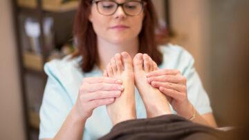 Ab sofort wieder möglich: Fußpflege (mit ärztlichem Attest)