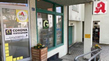 Online buchen: Termine für Corona-Schnelltest in der Götz Apotheke Petershausen
