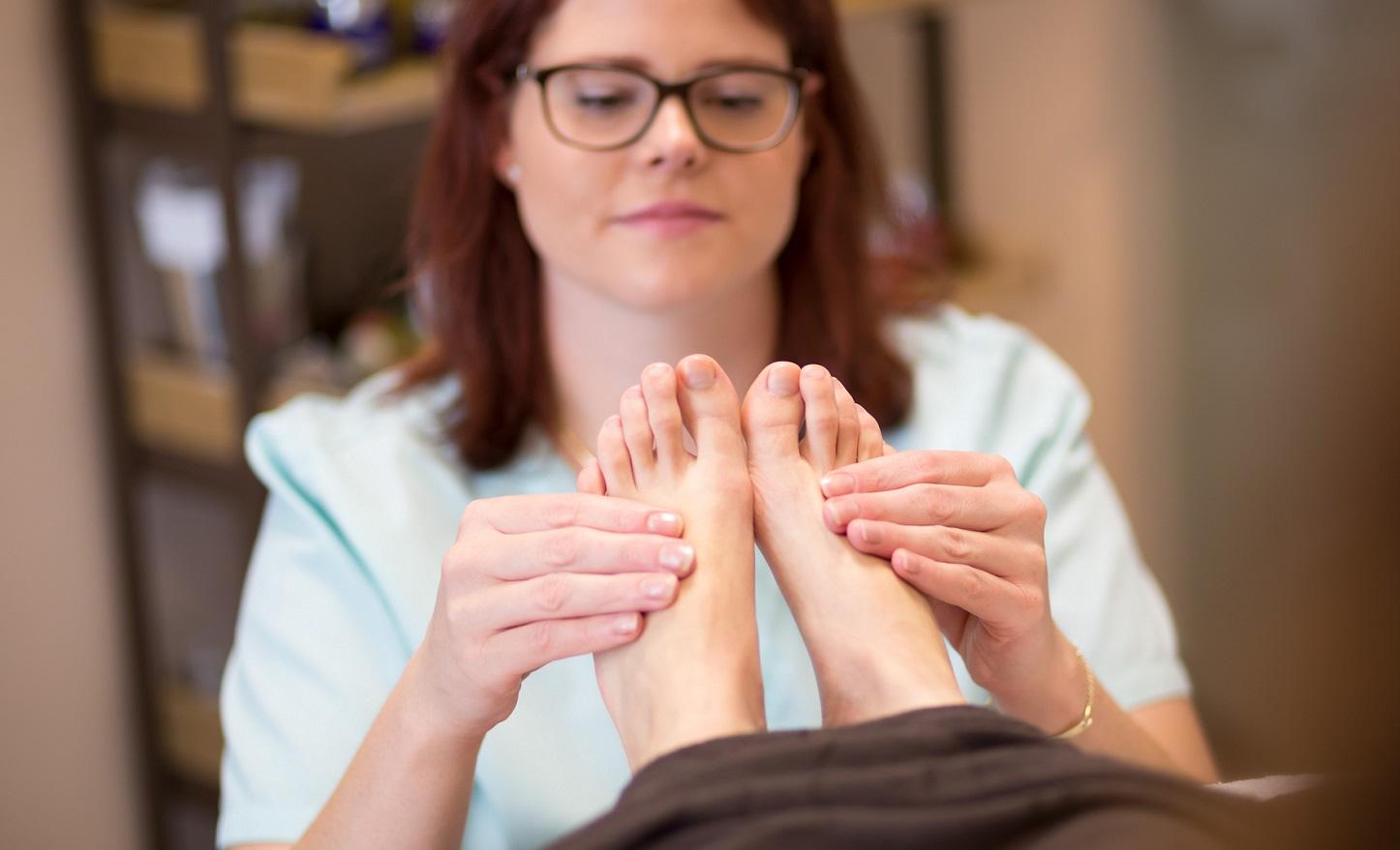 Zwei Mal geimpft? Dann ohne Test zur Fußpflege!