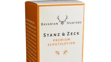Premium Schutzlotion Stanz & Zeck: gegen Mücken, Zecken, usw.