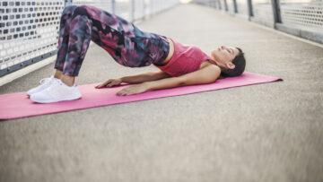 Inkontinenz – Mit Beckenbodentraining gegen Blasenschwäche