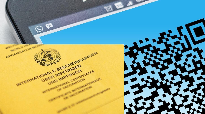 Wieder möglich: Ausstellung der digitalen Impfzertifikate